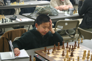 Arcadia Chess Club Profile For Anthony Ge